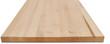 Ahorn Treppenstufe Platte hell Holz