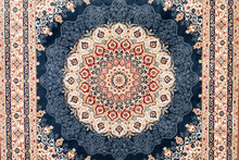 Carpet Pattern Turkish Traditional Decoration