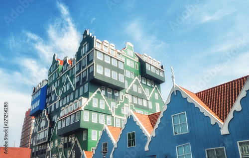 Photo  Architecture in Zaandam