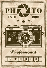 Professional Photo Studio Vect...