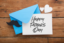 Happy Father's Day Card And En...