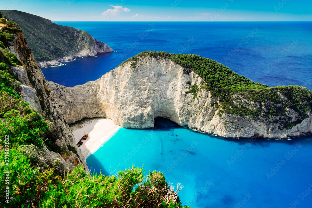Fototapety, obrazy: Beautiful lanscape of Zakinthos island