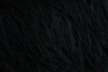 Cow Black Fur Tetxure