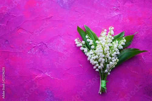 Cadres-photo bureau Muguet de mai lily of the valley