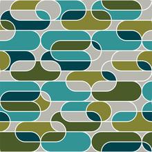 Geometry Seamless Pattern In V...