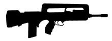 Fusil D'assaut Automatique, Semi-automatique