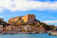 France, Corsica, Bonifacio, Ha...