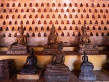 Wat Sisaket Temple In Vientian...