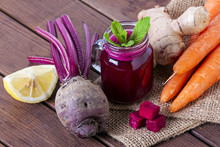 Beetroot With Carrot, Ginger A...
