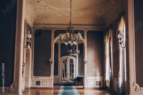 Fotografia hall of a luxury home