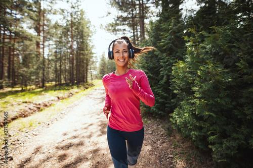 Fotografia Trail Runner