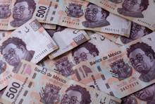 Mexican Peso Texture