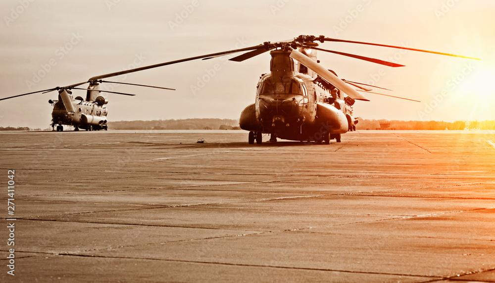 Fototapeta Chinook