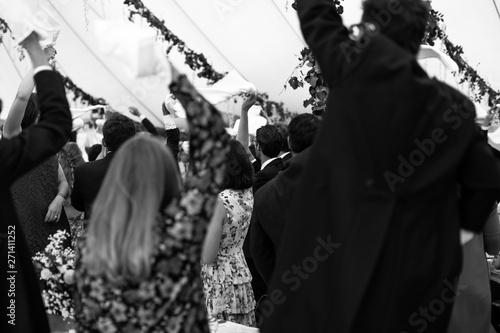 Photo  wedding celebration