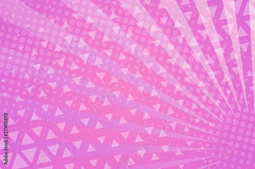 Abstract Pink Wallpaper Wave Design Blue Light Waves