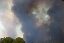 Wildfire In Southern California