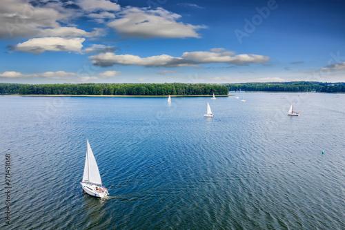 Mazury-kraina 1000 jezior w Polsce