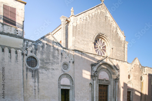 Fototapeta  St Catherine Church in Galatina, Puglia, Italy
