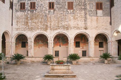 Valokuvatapetti St Catherine Church in Galatina, Puglia, Italy