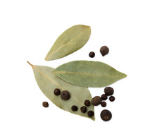 Bay Leaf, Allspice And Pepper...
