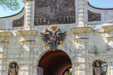 Gates Of The Peter And Paul Fo...