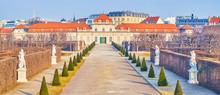 The Mastrpiece Of Landscape Design, Vienna, Austria