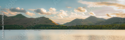 Foto Derwentwater in the English Lake District