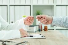 Doctor Taking Medical Insuranc...