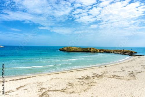 Fotomural Landscape of Monastir Beach, Tunisia.