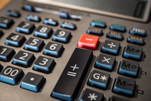 Calculator Adding Machine Keyb...