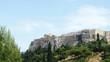 Blick auf Athen, Griechenland