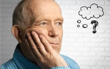 Seniors Portrait Of Sad Old Caucasian Man