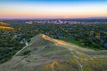 Boise Aerial