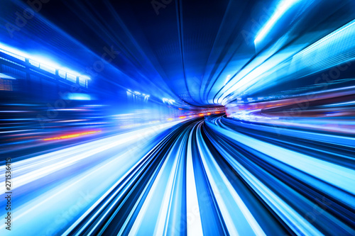 Fototapeta  high speed abstract background