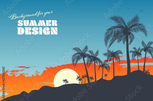 Background for your summer design #271562263