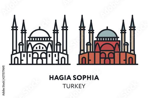 Fotografija Hagia Sophia Cathedral