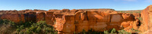 View Of The A Canyons Wall, Watarrka National Park, Northern Territory, Australia