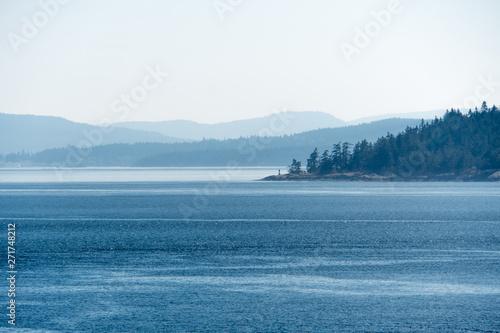 Photo  British Columbia Ferry to Vancouver Island