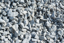 Background Of Crushed Stone Ag...