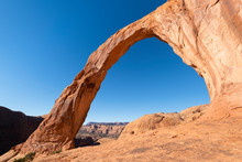 Corona Arch And Bootlegger Canyon, Moab, Utah