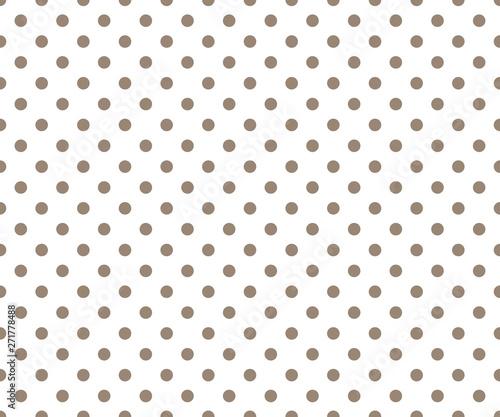 Grey polka dot seamless pat...