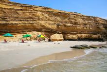 La Mina Beach In Paracas Natio...