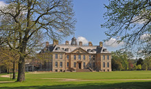 This Is Belton House Situated ...