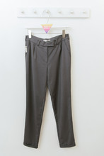 Gray Classic Pants With Arrows...