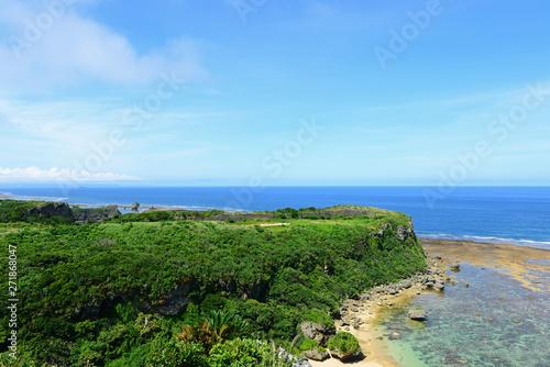 沖縄の美しい海