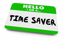 Time Saver Reduce Effort Savin...