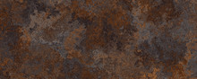 Iron Rust Background
