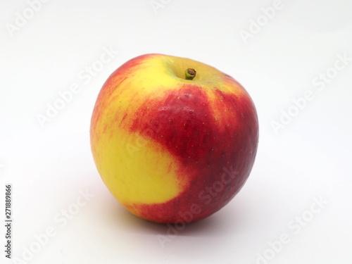 Canvastavla London, UK - June 2019 – Isolated Apple From The London Produce Show, Grosvenor