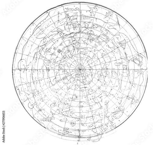 Photo Astronomical illustration