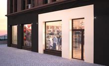 Fashion Boutique Mockup